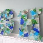 Wall Letters - Nautical Bea..
