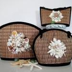 Nautical Seashell Purse - S..